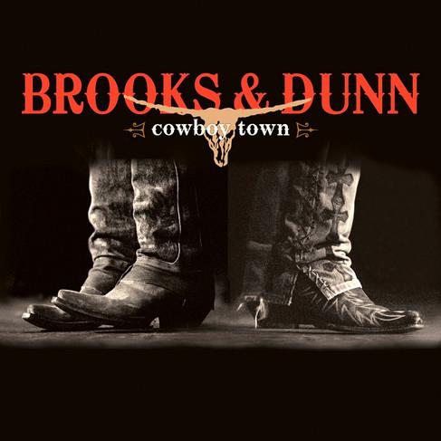 Brooks & Dunn - Cowboy Town.jpg