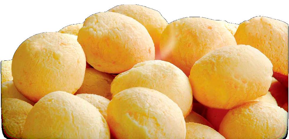Mistura para pão de queijo