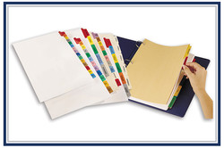 Tabs & Filing Products