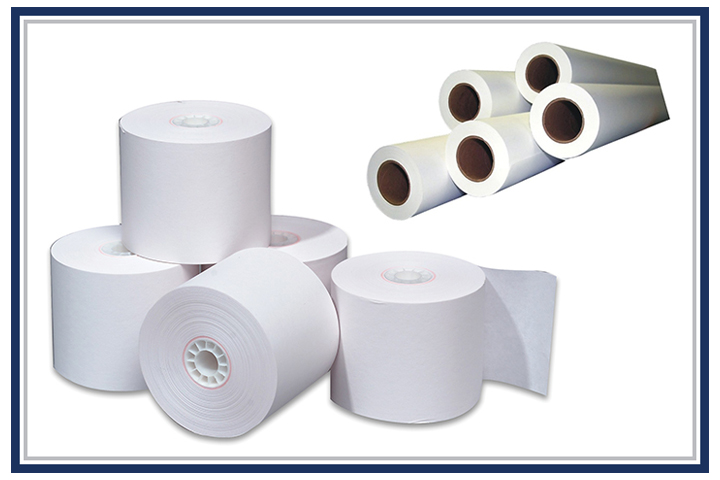Roll products