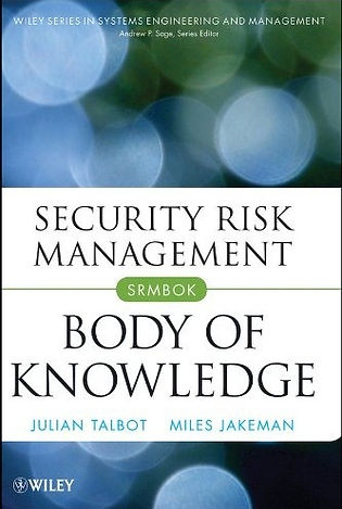 Security Risk Management Body of Knowledge (SRMBOK)