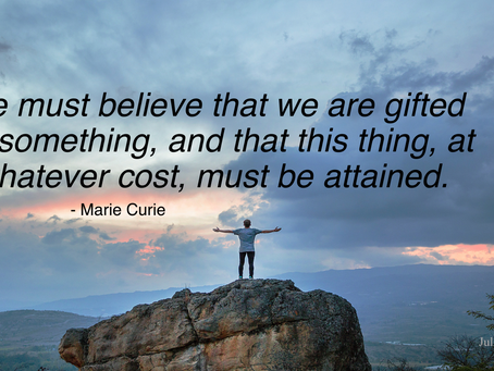 How To Achieve What You Are Gifted For