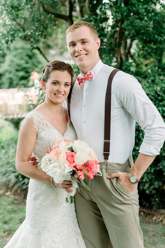 Wedding of Julianne & Adam--Yorktown, Virginia