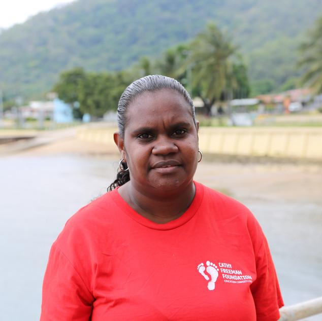 Sophie Starlight - Program Coordinator - Palm Island