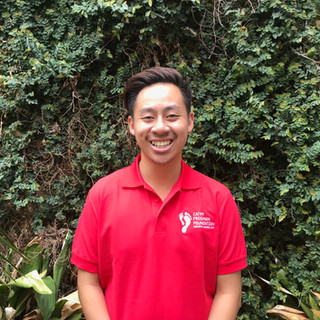 Hiep Do - National Horizons Programs Coordinator