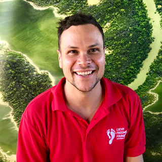 Zac Prior - Programs Manager, NT