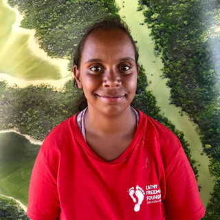 Sheena Gumbula - Programs Officer (Galiwin'ku)