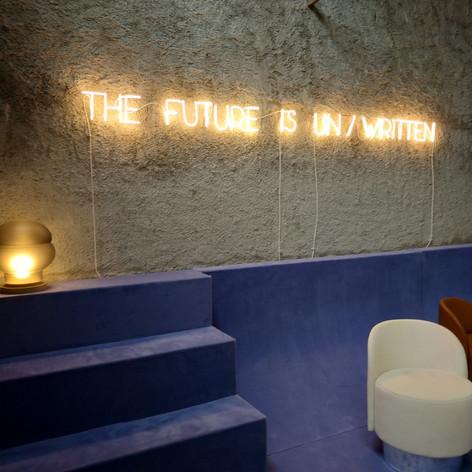 The Future is Un /Written - Studio Pepe