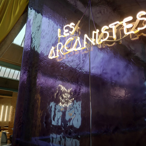 LES ARCANISTES - Studio Pepe