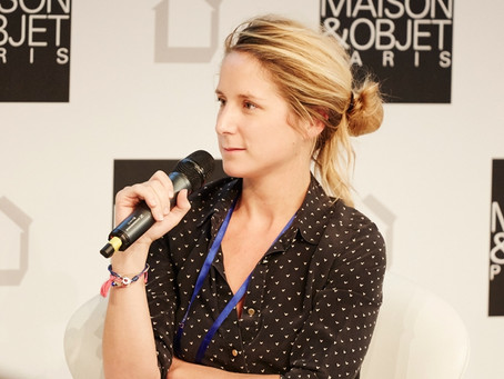 MAISON & OBJETS PARIS AND ITS DESIGNER OF THE YEAR