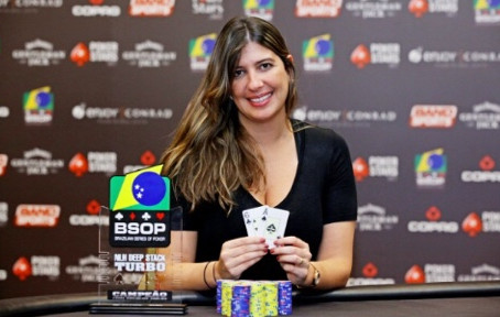 FROM CARD GAME TO MIND SPORT: POKER IS A SPORT OF STRATEGY, SKILL AND, WHY NOT FOR WOMEN?