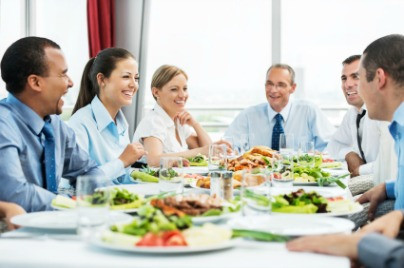 15 ETIQUETTE TIPS FOR BUSINESS DINING