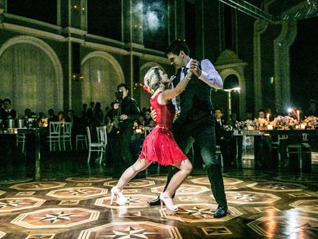 WEDDING PLANNING: THE FIRST DANCE
