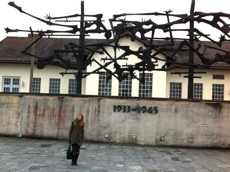 DACHAU: TO NEVER FORGET
