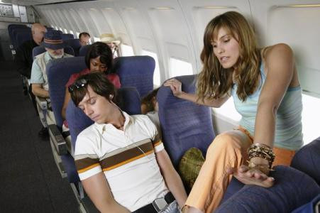 10 QUICK BASIC RULES OF FLIGHT'S ETIQUETTE