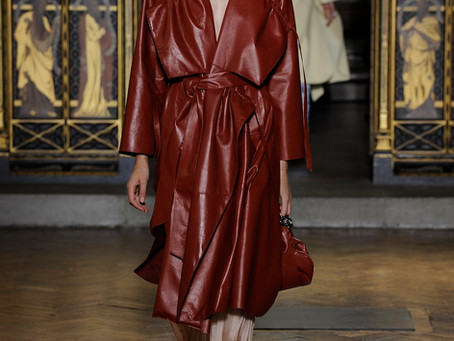 SHARON WAUCHOB RTW18: FROM PARIS TO LONDON, WITH LOVE.