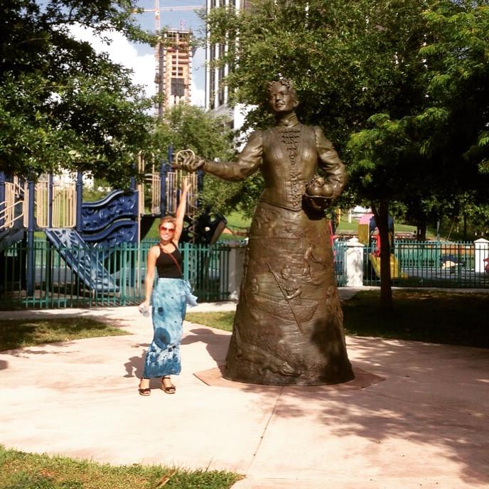 Julia Tuttle - Mother of Miami