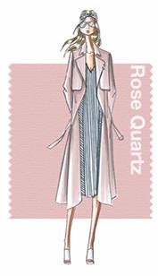 THE COLOR OF 2016 - ROSE QUARTZ!