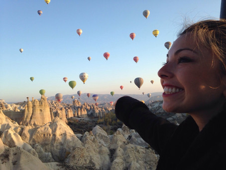 CAPPADOCIA: LAND OF BEAUTIFUL HORSES AND SO MUCH MORE