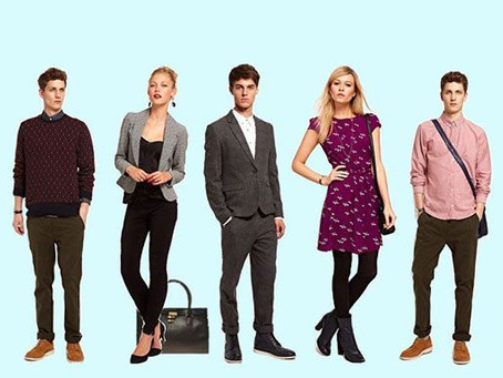 DRESSING ETIQUETTE: DRESS TO IMPRESS AT WORK
