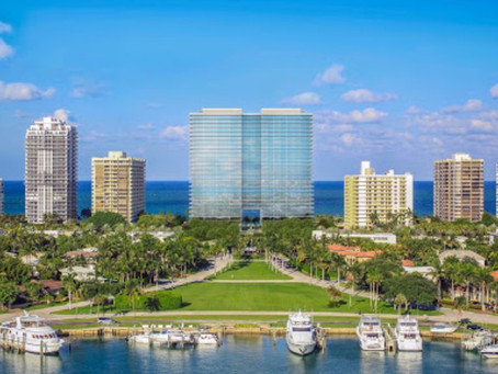 THE ICING ON THE CAKE: ABOVE AND BEYOND LUXURY - OCEANA BAL HARBOUR