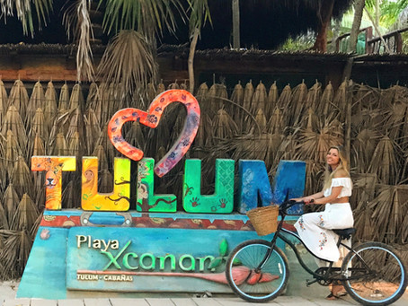MAGIC, SPIRITUAL, SALVAGE AND STUNNING: WELCOME TO TULUM - Part I