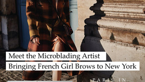 Meet the Microblading Artist Bringing French Girl Brows to New York
