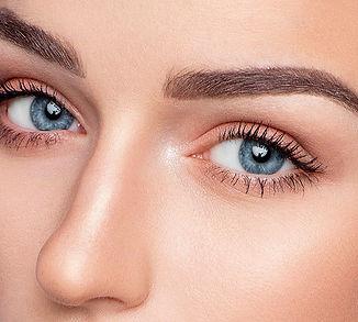 Delphine Eyebrow - Eyes