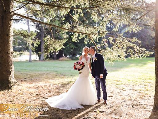 PERONA FARMS WEDDING | CHELSEA & MICHAEL