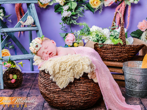 NEWBORN SESSION | BABY GIANNA