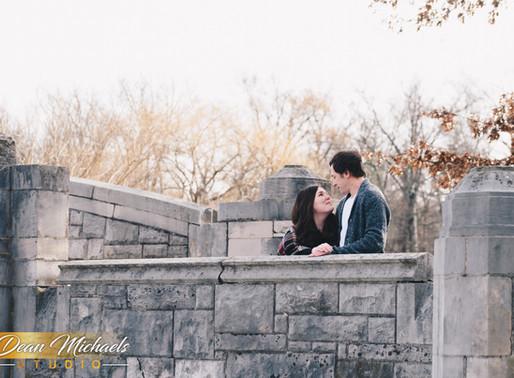 VERONA PARK ENGAGEMENT | SHANNON & JOE