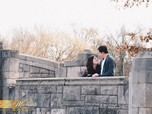 VERONA PARK ENGAGEMENT | SHANNON & JOE