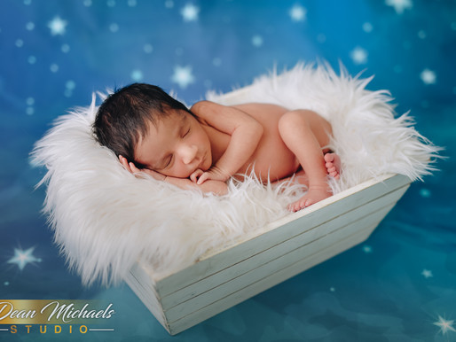 NEWBORN SESSION | BABY DHRUV