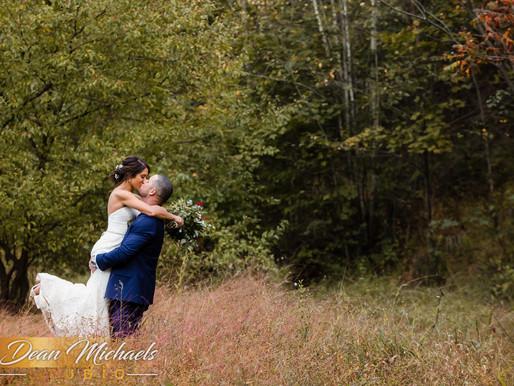 BEAR BROOK VALLEY WEDDING | SANDRA & DANIEL