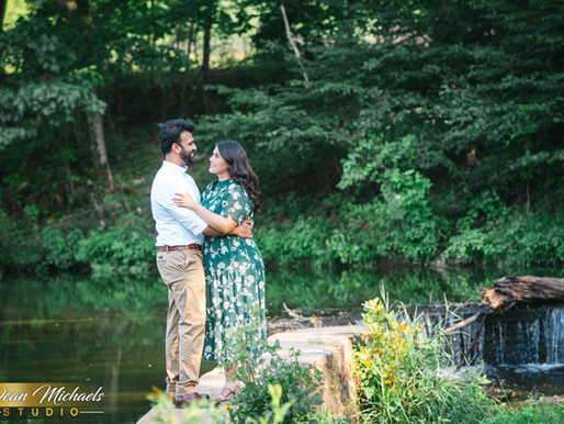 COLONIAL PARK ENGAGEMENT | AREEJ & AHSAN