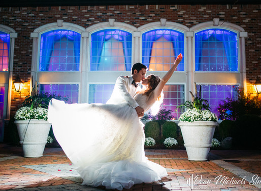 FLORENTINE GARDENS WEDDING   JENNY & LONG