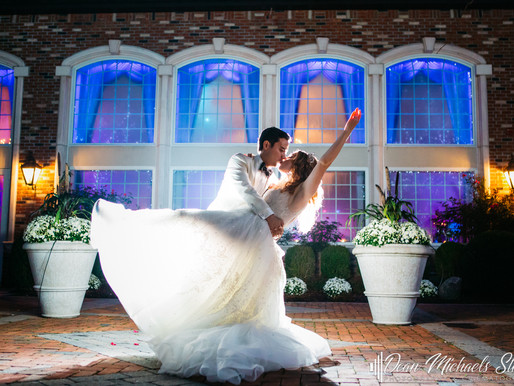 FLORENTINE GARDENS WEDDING | JENNY & LONG