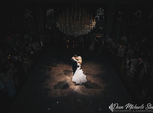 FLORENTINE GARDENS WEDDING   GINA & SCOTT