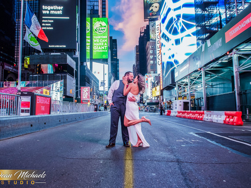 NYC ENGAGEMENT | JENNIFER & CIARAN