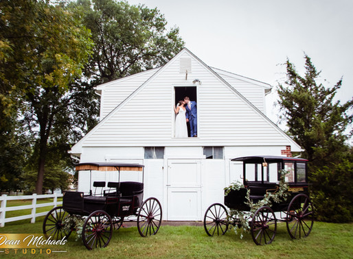 FARMHOUSE WEDDING | DANIELLE & ZACH