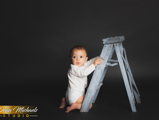 TODDLER SESSION | BABY MARCELLO