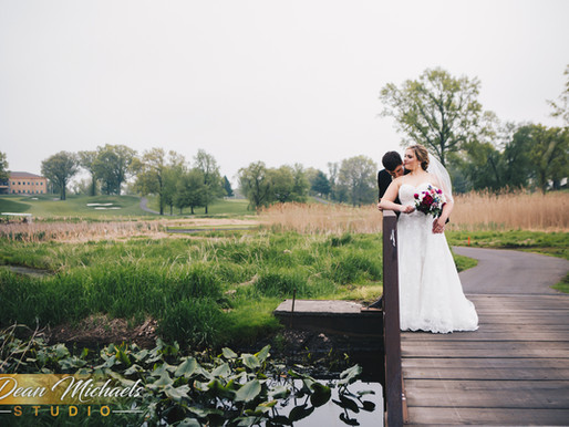 GALLOPING HILL WEDDING | DEANNA & RYAN