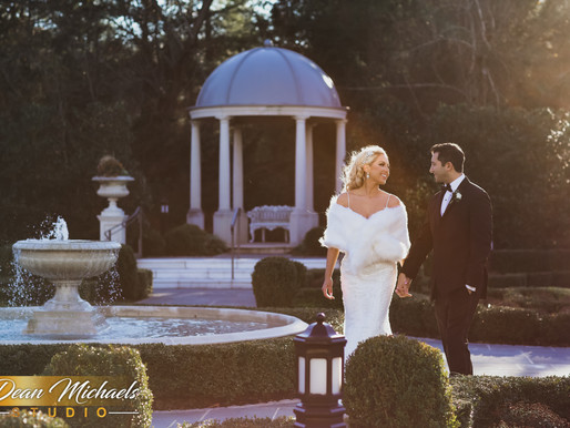 PARK CHATEAU WEDDING | CHRISTINA & DAVID