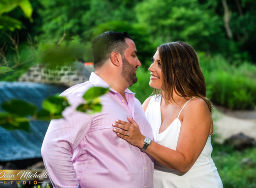 MCLOONES BOAT HOUSE ENGAGEMENT | TALIA  & ANGELO