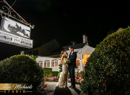 WASHINGTON CROSSING INN WEDDING | CATHERINE & STEVEN