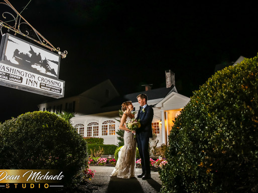 WASHINGTON CROSSING INN WEDDING | CATHERINE & STEVEN