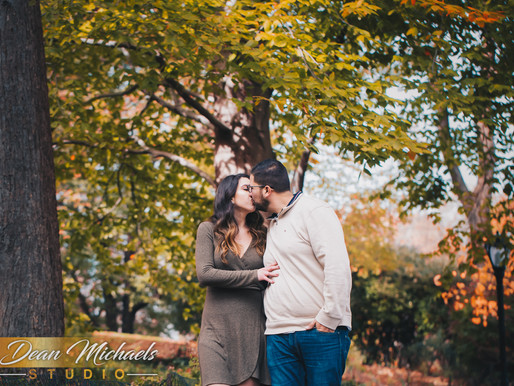CENTRAL PARK ENGAGEMENT | RHEANA & JONATHAN