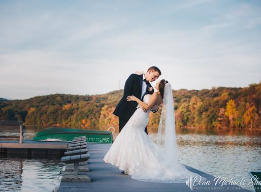 LAKE VALHALLA WEDDING | KRISTA & THOMAS