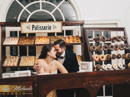 CRYSTAL PLAZA WEDDING | ALEXIS & MICHAEL