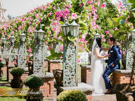 MANOR WEDDING | KATHERINE & MICHAEL